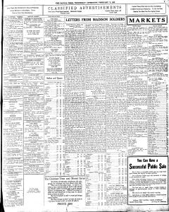 Madison Capital Times, February 20, 1918, Page 7